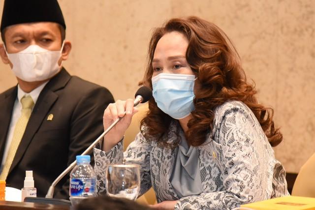 Cen Sui Lan Minta Kejelasan Kemenhub Terkait Realisasi Pelabuhan Peti Kemas Malarko Karimun