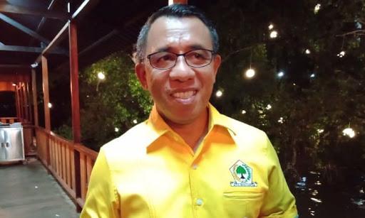 Ramli Umasugi Nonaktifkan Hamzah Nurlili Dari Jabatan Ketua PD AMPG Provinsi Maluku