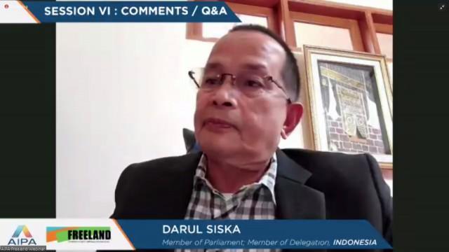 Darul Siska Sebut DPR Dukung Pencegahan Pandemi Lewat Konservasi dan Restorasi Habitat Satwa
