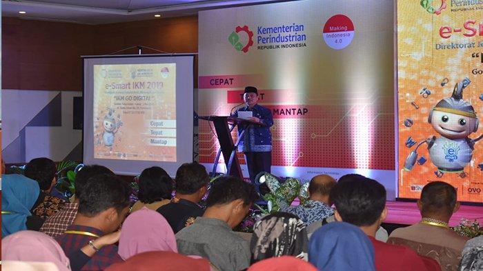 Ria Norsan Dorong IKM Kalbar Pasarkan Produk di Marketplace Online