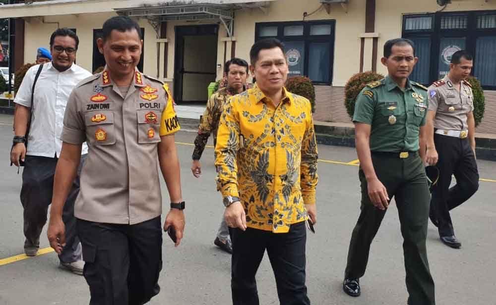 HUT Ke-75 Bhayangkara, Adies Kadir Kritisi Masih Ada Oknum Bermental Tidak Presisi Layani Masyarakat