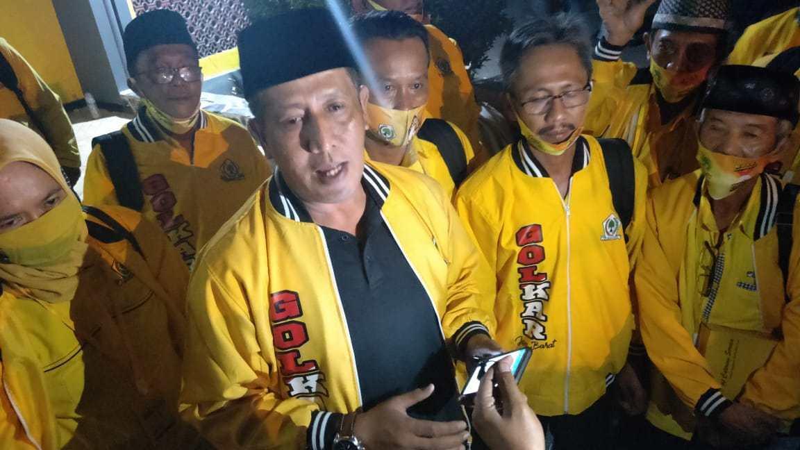 Jafar Sidik Ditetapkan Jadi Ketua Golkar Sumedang, Yogie Yaman Sentosa Gugat ke Mahkamah Partai