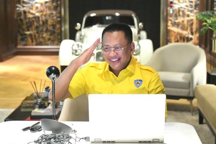 Bamsoet Ingatkan Pentingnya PPHN Bagi Kesinambungan Pembangunan Nasional