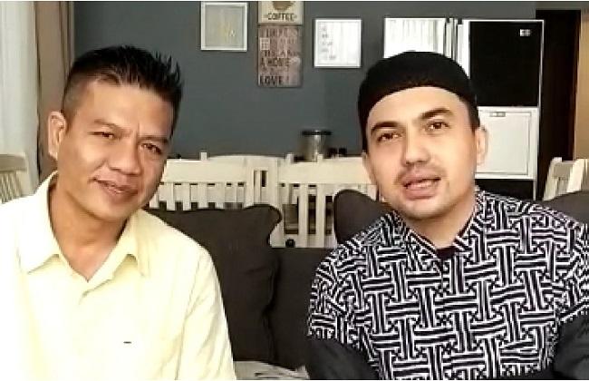 Dadang Supriatna Makin Lengket Dengan Sahrul Gunawan, Koalisi Golkar-Nasdem di Pilbup Bandung?