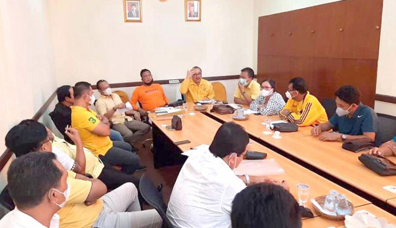 Hanya Menang di Badung dan Jembrana, DPP Bakal Evaluasi Kinerja Golkar Bali di Pilkada 2020