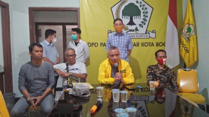 Diikuti Tujuh Kader, Perebutan Kursi Ketua Golkar Kota Bogor Dipastikan Seru