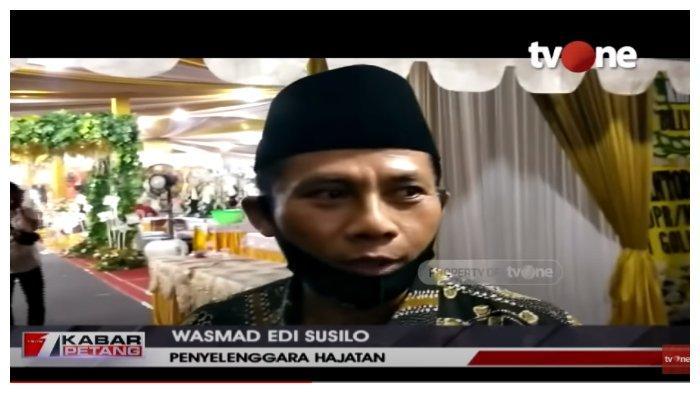 Konser Dangdut Langgar Protokol, Ketua Golkar Jateng Panggah Susanto Tegur Keras Wasmad Edi Susilo
