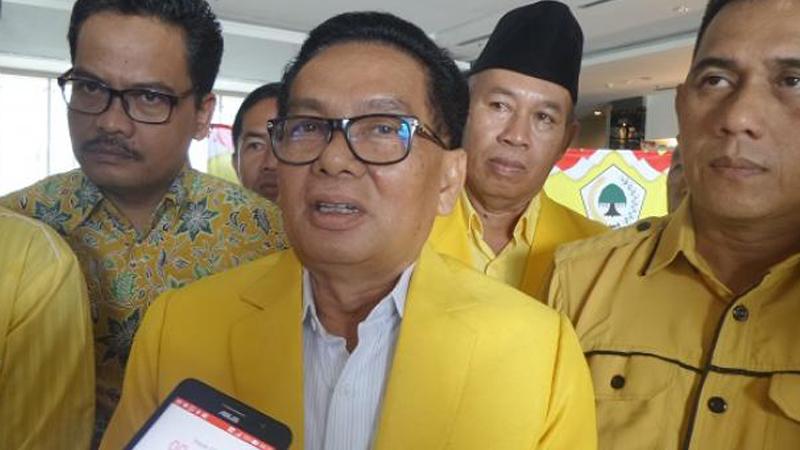 Kader Jadi Cawagub, Golkar Solid Dukung Sugianto Sabran-Edy Pratowo di Pilgub Kalteng