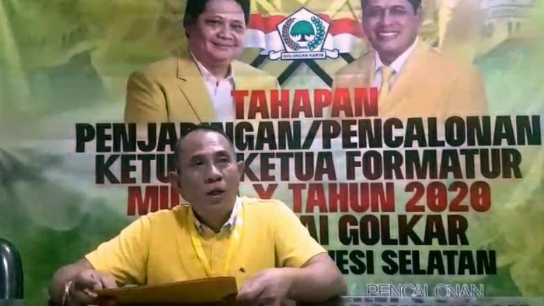 3 Anggota DPR dan 2 Kepala Daerah Rebutan Kursi Ketua Golkar Sulsel, Siapa Pantas?