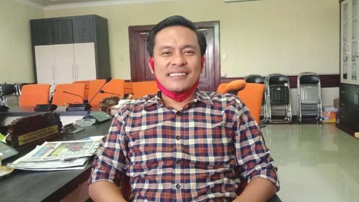 Arif Fathoni Siap Mundur Jika Gagal Tingkatkan Kursi Golkar di DPRD Kota Surabaya di Pemilu 2024