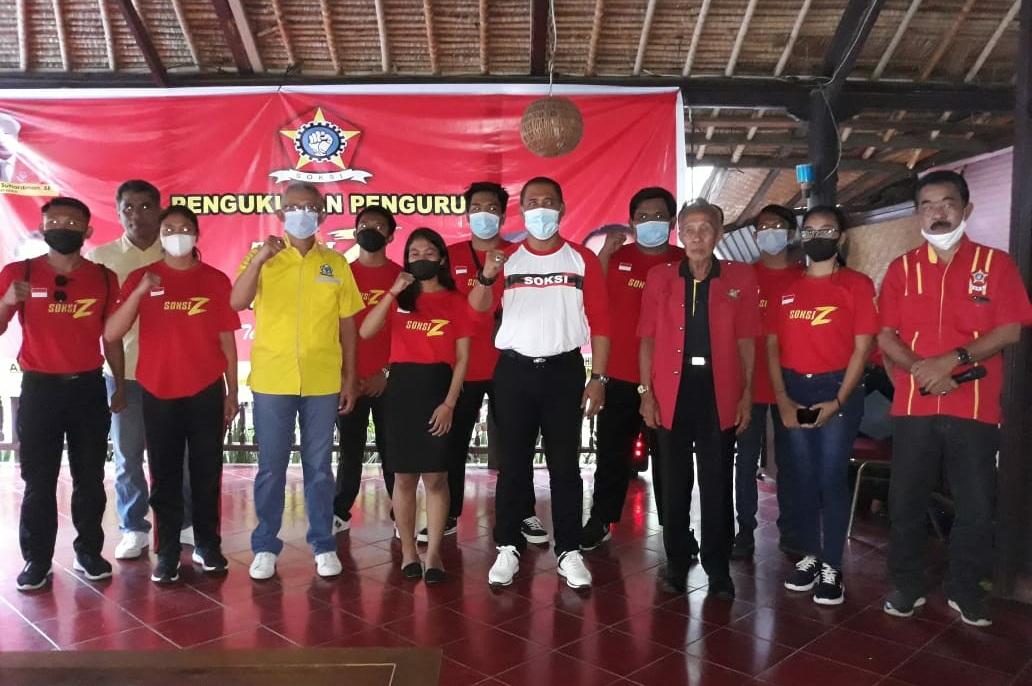 Bagus Adhi Mahendra Putra Ajak SOKSI Generasi Z Buleleng Jadi Garda Terdepan Pembangunan