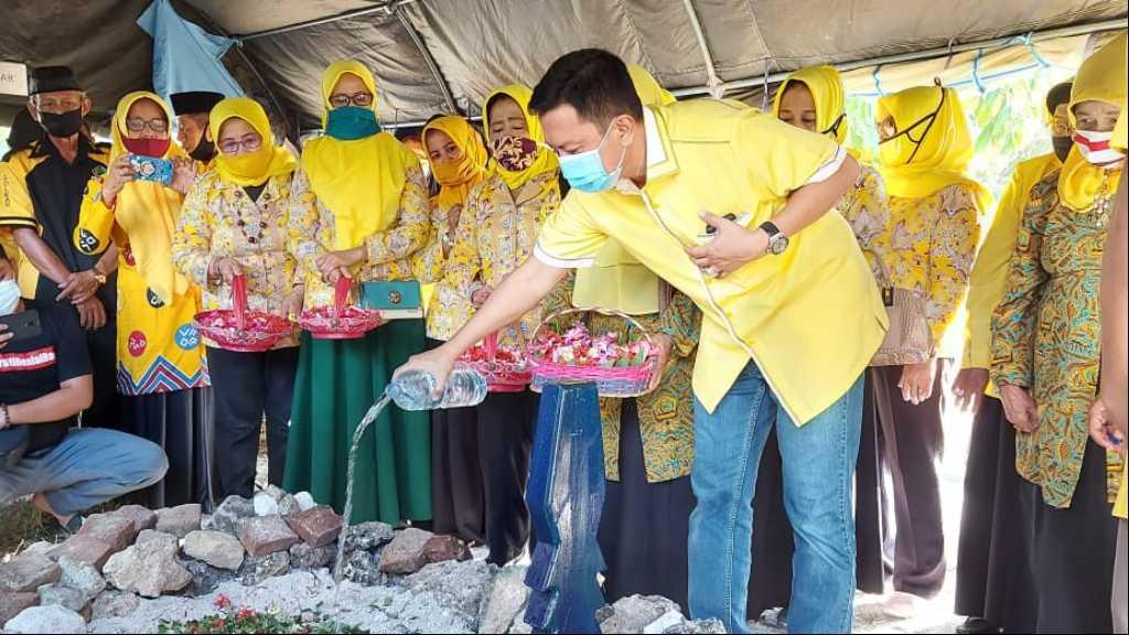 Bupati Selayar Basli Ali Ziarah ke Makam Ince Langke