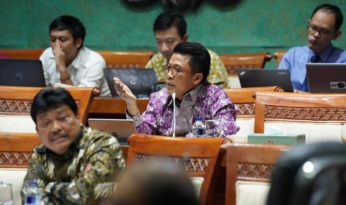 Misbakhun Minta Sri Mulyani Tak Koreksi Isi Pidato Jokowi soal Target Pertumbuhan Ekonomi