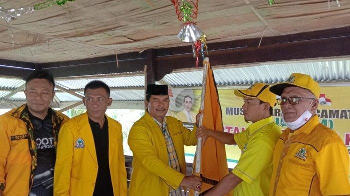 Golkar Aceh Timur Gelar 24 Muscam, Kecamatan Madat Pertama Simpang Jernih Terakhir
