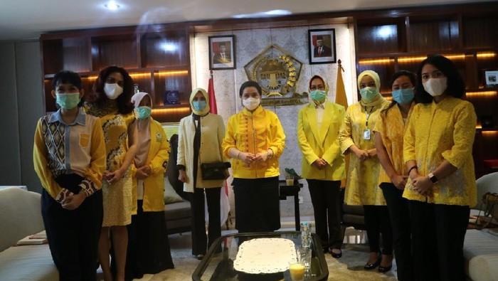 KPPG Dorong Kader Perempuan Golkar Maju di Pilkada 2020